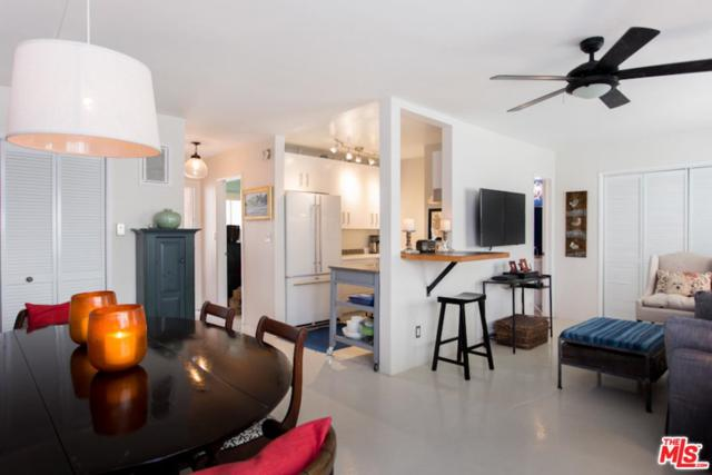 2444 4TH Street #2, Santa Monica, CA 90405 (#17295910) :: TruLine Realty