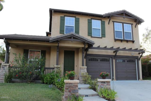 129 Via Magnolia, Newbury Park, CA 91320 (#217014515) :: California Lifestyles Realty Group