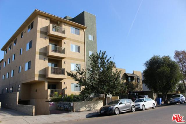 936 N Hudson Avenue #202, Los Angeles (City), CA 90038 (#17296348) :: TruLine Realty