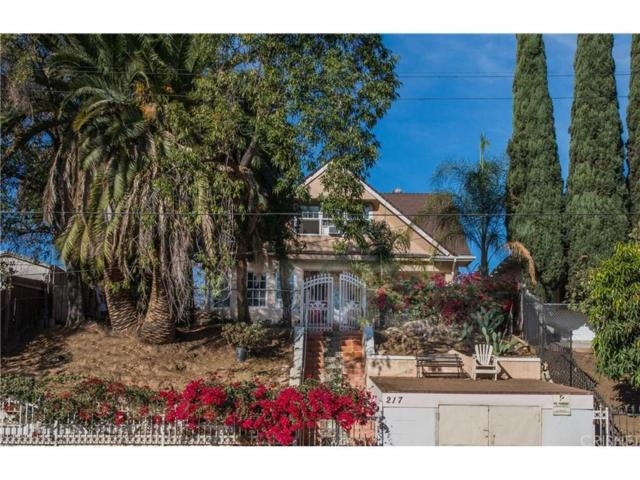 217 Rosemont Avenue A, Los Angeles (City), CA 90026 (#SR17273772) :: TruLine Realty
