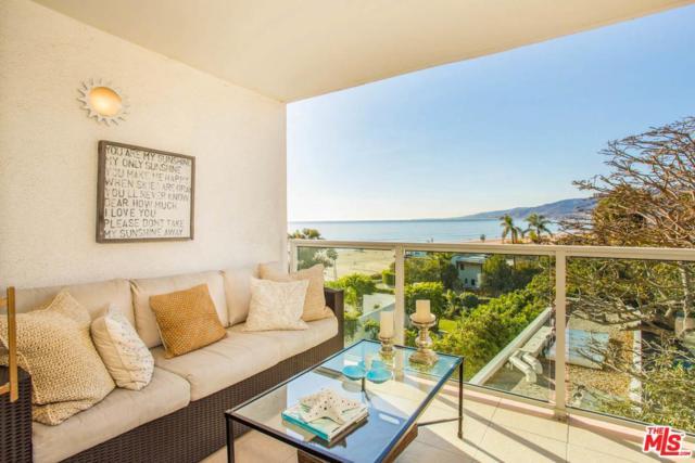 101 Ocean Avenue E402, Santa Monica, CA 90402 (#17296596) :: TruLine Realty