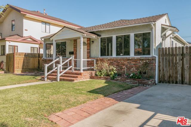 3616 Schaefer Street, Culver City, CA 90232 (#17295992) :: TruLine Realty