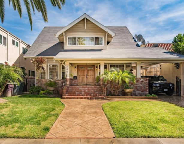 140 S Jackson Street, Glendale, CA 91205 (#317007570) :: TruLine Realty