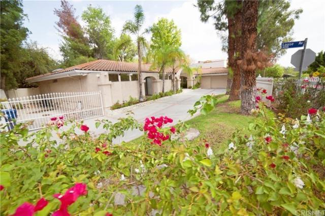 4250 Louise Avenue, Encino, CA 91316 (#SR17275867) :: TruLine Realty