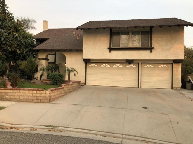 2343 Rynerson Court Court, Simi Valley, CA 93065 (#217014562) :: TruLine Realty