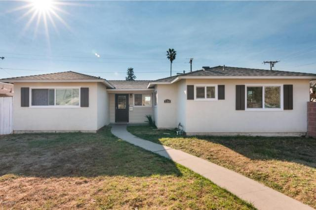 726 W Elm Street, Oxnard, CA 93033 (#217014584) :: Paris and Connor MacIvor