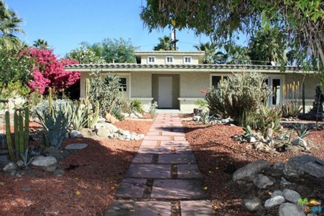 150 E Palo Verde Avenue, Palm Springs, CA 92264 (#17297370PS) :: Paris and Connor MacIvor