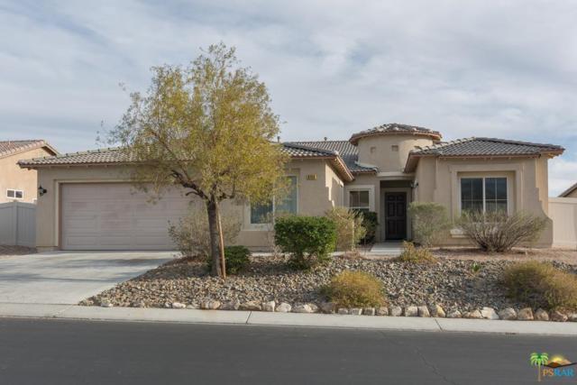 8758 Silver Star Avenue, Desert Hot Springs, CA 92240 (#17298412PS) :: The Fineman Suarez Team