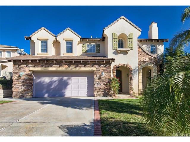 26511 Thackery Lane, Stevenson Ranch, CA 91381 (#SR17280503) :: The Real Estate Offices of Talbot and Watson