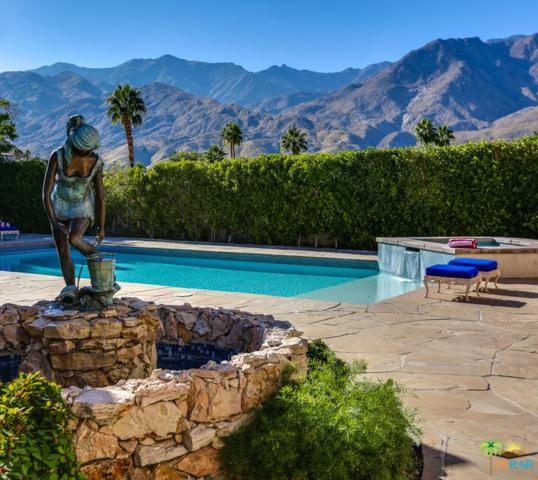 1677 Hillview Cove, Palm Springs, CA 92264 (#17294604PS) :: The Real Estate Offices of Talbot and Watson