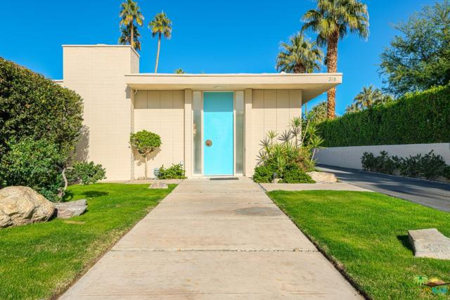 318 W Pablo Drive, Palm Springs, CA 92262 (#18298928PS) :: Golden Palm Properties