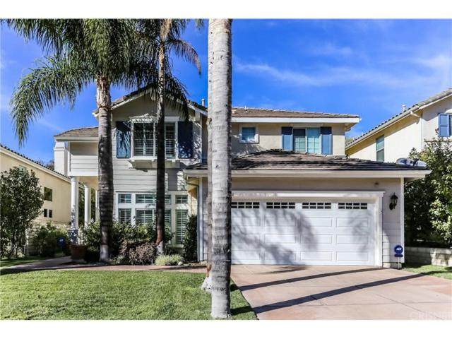 25461 Doyle Court, Stevenson Ranch, CA 91381 (#SR18000515) :: The Real Estate Offices of Talbot and Watson