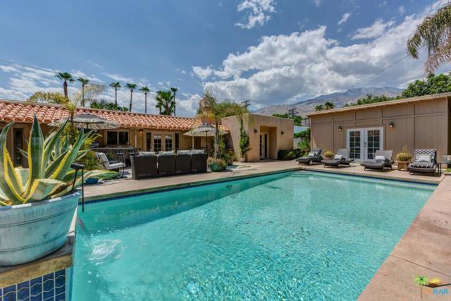 1088 E Tachevah Drive, Palm Springs, CA 92262 (#18299164PS) :: The Fineman Suarez Team