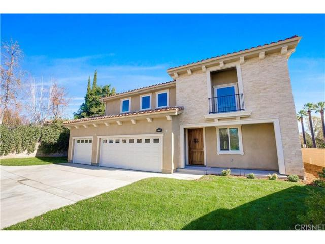 2816 Waterfall Lane, Simi Valley, CA 93065 (#SR18001182) :: The Fineman Suarez Team