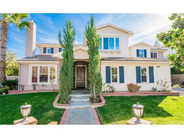 25504 Magnolia Lane, Stevenson Ranch, CA 91381 (#SR18001576) :: The Real Estate Offices of Talbot and Watson