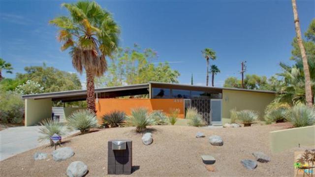 490 N Glen Circle, Palm Springs, CA 92262 (#18299372PS) :: Golden Palm Properties