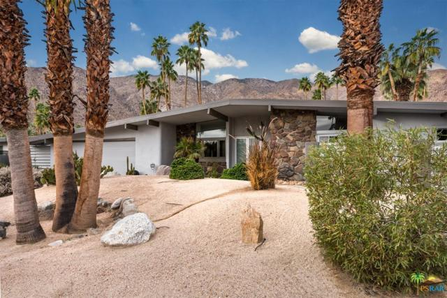 823 N Topaz Circle, Palm Springs, CA 92262 (#17297926PS) :: TruLine Realty