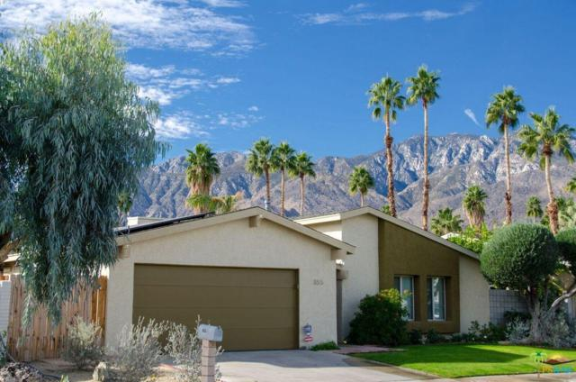 855 S Nueva Vista Drive, Palm Springs, CA 92264 (#18299690PS) :: Paris and Connor MacIvor