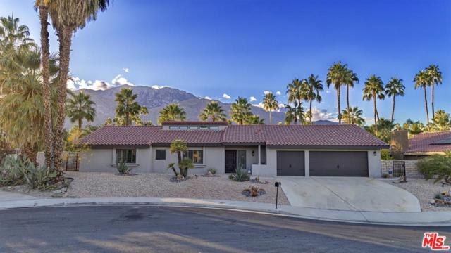 1575 S San Mateo Drive, Palm Springs, CA 92264 (#18301336) :: California Lifestyles Realty Group