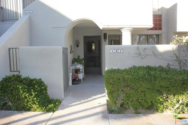 351 N Hermosa Drive 1D1, Palm Springs, CA 92262 (#18299048PS) :: The Fineman Suarez Team