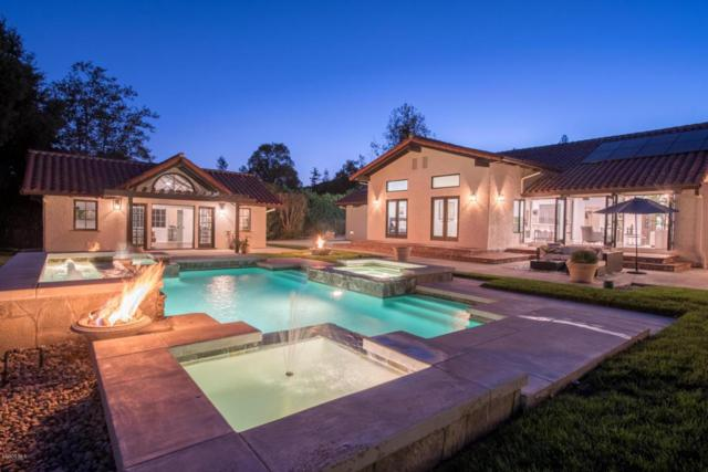 4100 Valley Spring Drive, Westlake Village, CA 91362 (#218000313) :: Lydia Gable Realty Group
