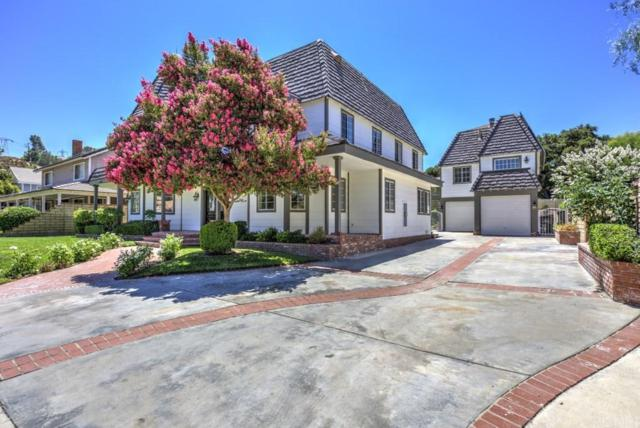 23344 Happy Valley Drive, Newhall, CA 91321 (#SR18006718) :: The Real Estate Offices of Talbot and Watson