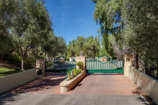 6800 Coyote Canyon Road, Somis, CA 93066 (#218000374) :: California Lifestyles Realty Group