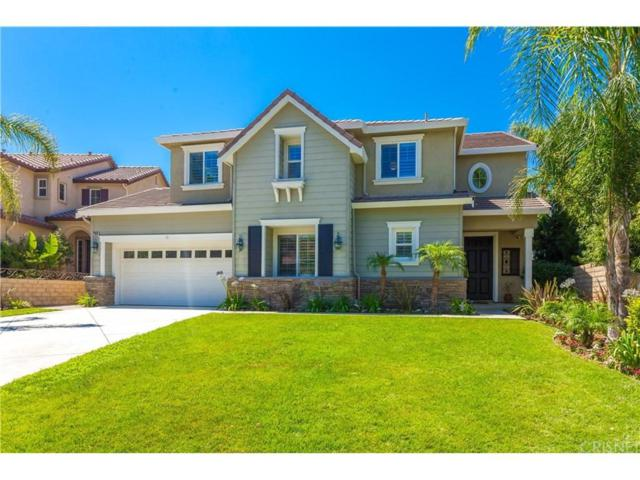 22018 Sunrise View Place, Saugus, CA 91390 (#SR18008149) :: The Real Estate Offices of Talbot and Watson