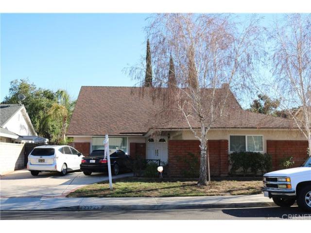 23788 Via Irana, Valencia, CA 91355 (#SR18008166) :: The Real Estate Offices of Talbot and Watson