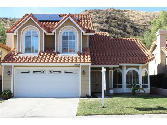 28833 Woodside Drive, Saugus, CA 91390 (#SR18006984) :: The Real Estate Offices of Talbot and Watson