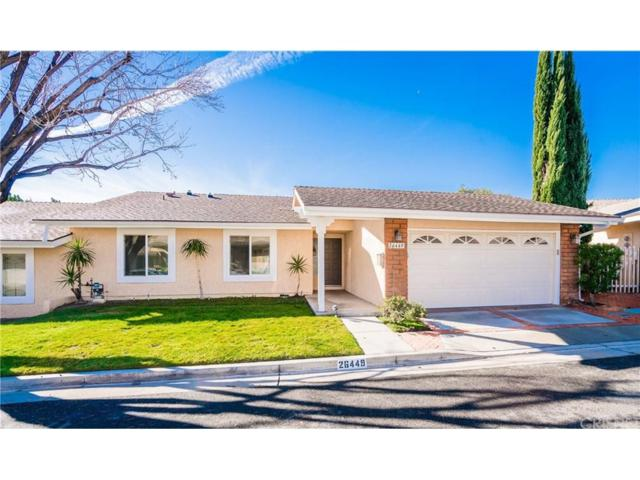 26449 Circle Knoll Court, Newhall, CA 91321 (#SR18008709) :: The Real Estate Offices of Talbot and Watson