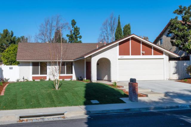 2657 Valencia Circle, Thousand Oaks, CA 91360 (#218000419) :: The Fineman Suarez Team