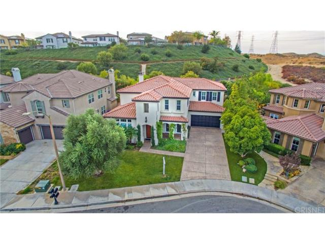 26953 Boulder Crest Drive, Valencia, CA 91381 (#SR18009329) :: The Real Estate Offices of Talbot and Watson
