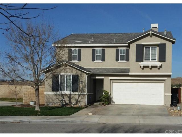 17339 Blue Aspen Lane, Canyon Country, CA 91387 (#SR18010370) :: The Real Estate Offices of Talbot and Watson