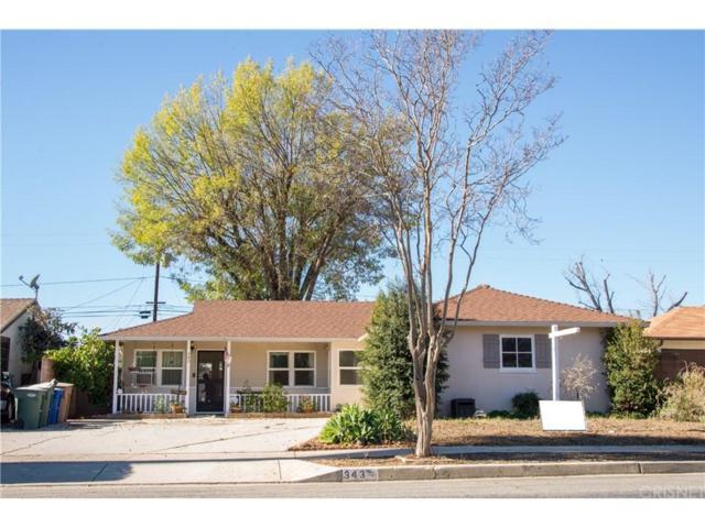 343 C Street, Fillmore, CA 93015 (#SR18009211) :: California Lifestyles Realty Group