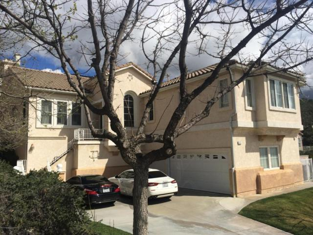 3813 Sky View Lane, Glendale, CA 91214 (#818000198) :: Golden Palm Properties