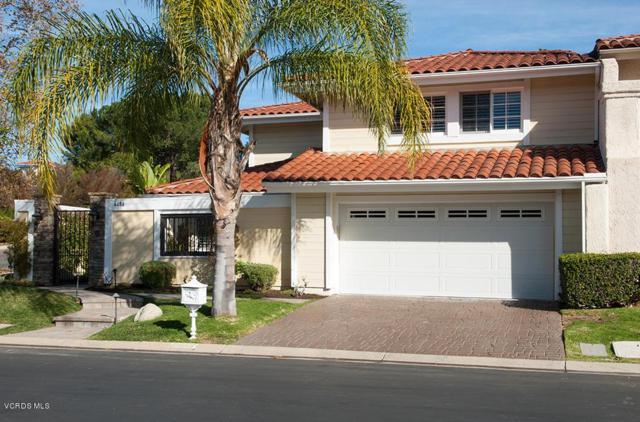 4658 Tam Oshanter Drive, Westlake Village, CA 91362 (#218000546) :: California Lifestyles Realty Group