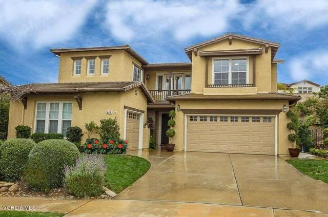 448 Via Del Lago, Newbury Park, CA 91320 (#218000598) :: California Lifestyles Realty Group