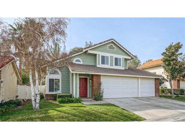 20016 Green Jay Place, Canyon Country, CA 91351 (#SR18012405) :: The Real Estate Offices of Talbot and Watson