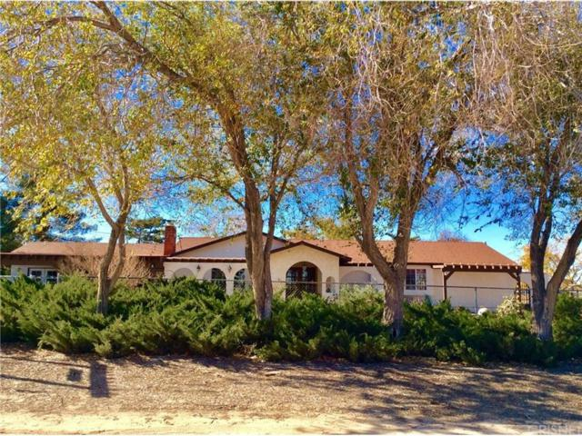 41661 25TH Street W, Palmdale, CA 93551 (#SR18012452) :: The Real Estate Offices of Talbot and Watson
