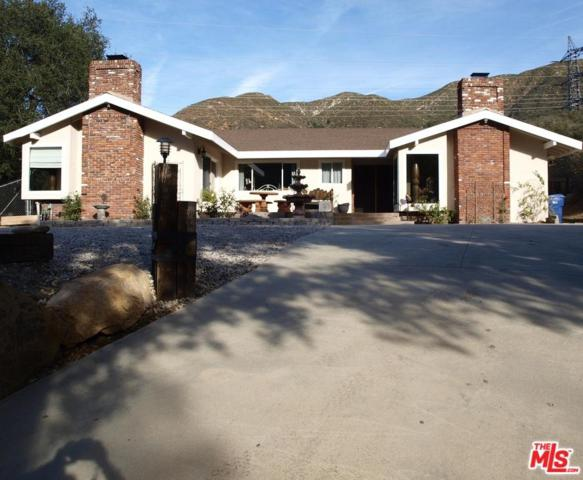 38705 San Francisquito Canyon Road, Agua Dulce, CA 91390 (#18303606) :: Paris and Connor MacIvor