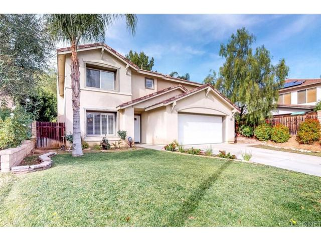 32849 Ridge Top Lane, Castaic, CA 91384 (#SR18012987) :: Paris and Connor MacIvor