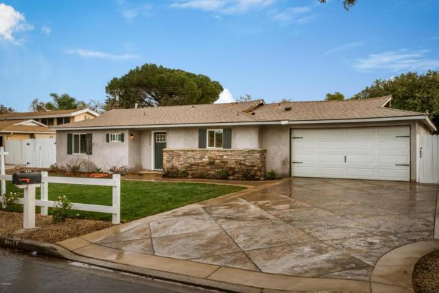 1354 Calle Bouganvilla, Thousand Oaks, CA 91360 (#218000643) :: California Lifestyles Realty Group