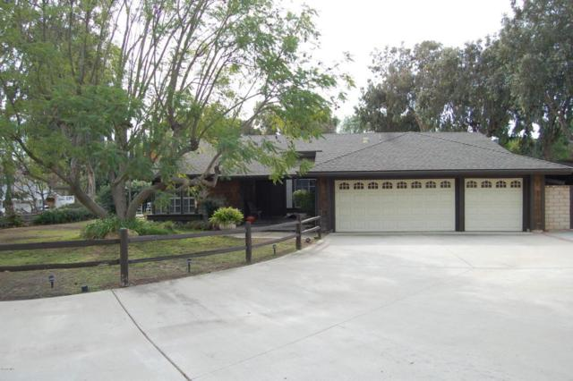 601 Paseo Grande, Newbury Park, CA 91320 (#218000645) :: California Lifestyles Realty Group