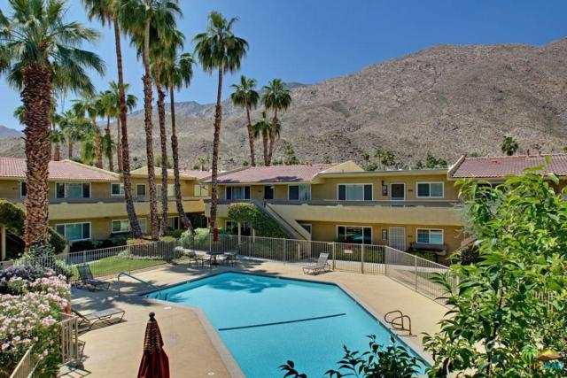 1950 S Palm Canyon Drive #105, Palm Springs, CA 92264 (#18304156PS) :: Golden Palm Properties