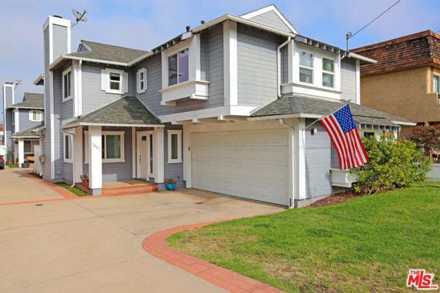 1807 Clark Lane A, Redondo Beach, CA 90278 (#18304942) :: TruLine Realty