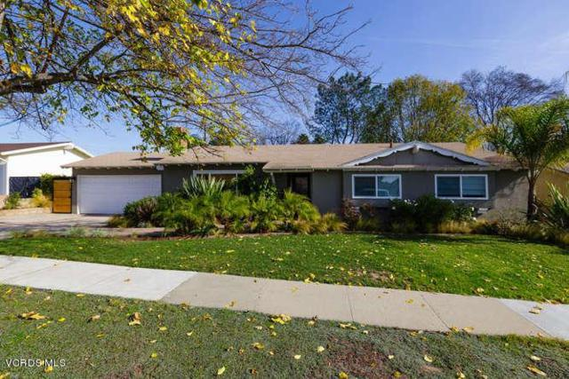 624 Bella Drive, Newbury Park, CA 91320 (#218000657) :: California Lifestyles Realty Group
