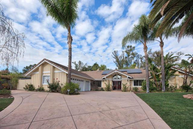 1683 Hauser Circle, Thousand Oaks, CA 91362 (#218000672) :: California Lifestyles Realty Group