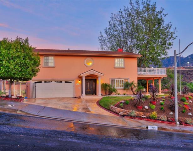 2434 Delisle Court, Glendale, CA 91208 (#318000247) :: Golden Palm Properties