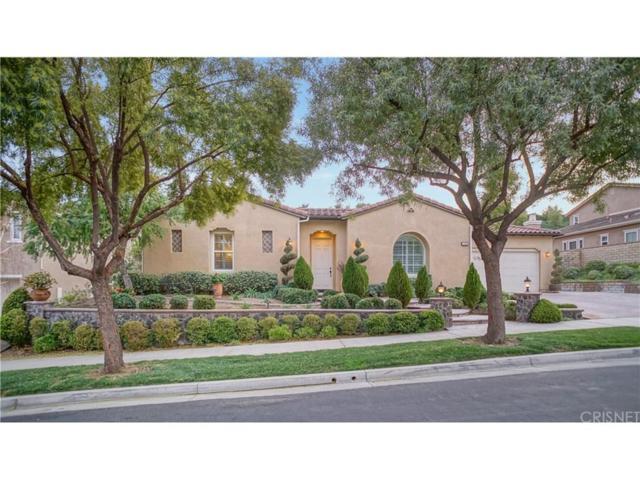 26629 Oak Terrace Place, Valencia, CA 91381 (#SR18013796) :: Paris and Connor MacIvor